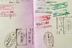 Passeport Photo libre de droits