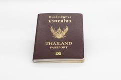 Passeport de la Thaïlande Image libre de droits