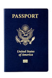 Passeport des USA Photos libres de droits