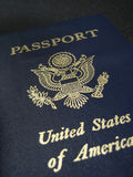 Passeport des USA Images libres de droits