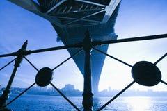 Passerelle à Sydney, Australie. Images libres de droits