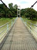 Passerelle Photographie stock