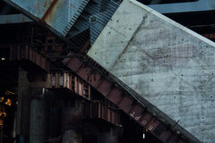 Passerelle Photographie stock libre de droits