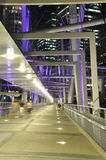 Passerelle Brisbane de Kurilpa Photographie stock