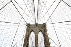 passerelle Brooklyn Image stock