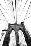 passerelle Brooklyn Image libre de droits