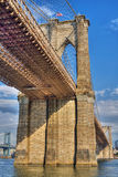 passerelle Brooklyn Photographie stock libre de droits