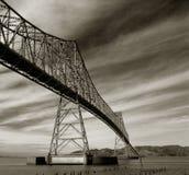 Passerelle d'Astoria-Megler Images libres de droits