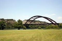 Passerelle d'Austin 360 image stock
