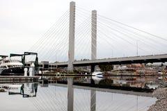 Passerelle d'expansion à Tacoma Image libre de droits