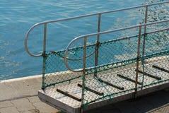 Passerelle de bateau Photographie stock libre de droits