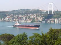 Passerelle de Bosphorus Images stock