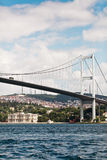 Passerelle de Bosphorus Photo libre de droits