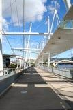 Passerelle de Brisbane Image libre de droits