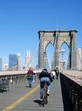 Passerelle de Brooklyn 10 Image libre de droits