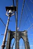 Passerelle de Brooklyn Image stock