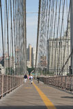 Passerelle de Brookyln Images stock