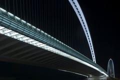 Passerelle de Calatrava images libres de droits