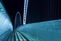 Passerelle de Calatrava Photos stock