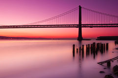 Passerelle de compartiment, San Francisco, la Californie. Photos libres de droits