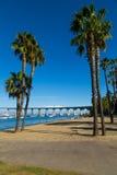 Passerelle de Coronado Images libres de droits