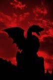Passerelle de dragon image libre de droits