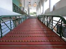 Passerelle de ferry Images libres de droits