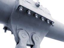 Passerelle de Humber Photographie stock libre de droits