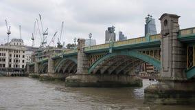 Passerelle de Londres Photographie stock libre de droits