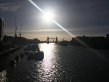Passerelle de Londres image stock