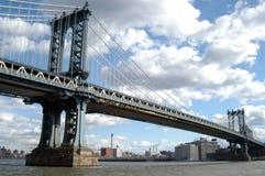 Passerelle de Manhattan Images stock