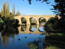 Passerelle de Richmond Image libre de droits