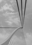 Passerelle de Samuel Beckett Images stock