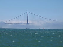 Passerelle de San Francisco Bay Photographie stock libre de droits