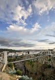 Passerelle de Sidi M'cid Photo libre de droits