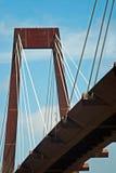 Passerelle de suspension Image stock