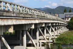 Passerelle de Togetsukyo Image libre de droits