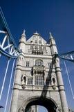 Passerelle de tour à Londres Photos stock