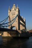 Passerelle de tour à Londres Photo libre de droits