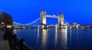 Passerelle de tour de Londres Image stock