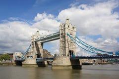 Passerelle de tour de Londres images libres de droits