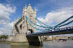 Passerelle de tour de Londres Images stock