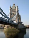 Passerelle de tour. Londres Photos stock