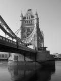 Passerelle de tour. Londres Photo stock