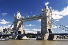 Passerelle de tour, Londres Image libre de droits