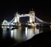 Passerelle de tour, Londres Photos stock