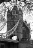 Passerelle de tour, Londres, R-U Image stock