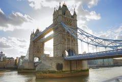 passerelle Londres Photographie stock libre de droits