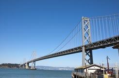 passerelle Oakland de compartiment Image libre de droits
