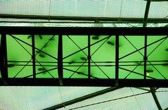 Passerelle transparente Photographie stock libre de droits